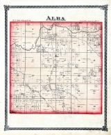 Alba, Henry County 1875